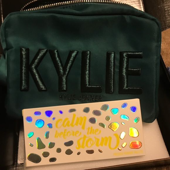 Kylie Cosmetics Other - New Calm before the storm Kylie Cosmetics